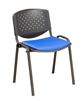 F3 Stackable Chair - Perforated Back
