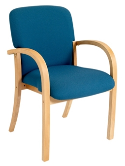 HATTON Woodframe Armchair