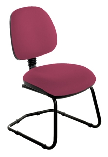 MIMPC Medium Back Cantilever Chair