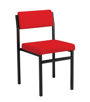 Heavy Duty Spritz Stacking Chair