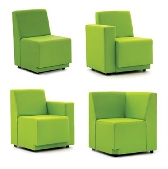 Bute Sectional Reception Chairs