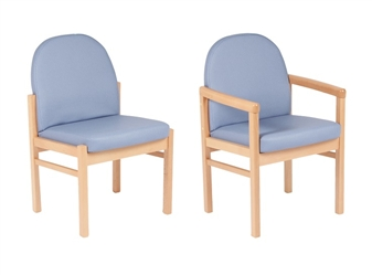 Westminster Woodframe Chairs