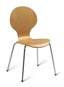 Abi Cafe Side Chair