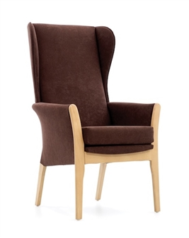 Conisborough Chair With Removable Cushion
