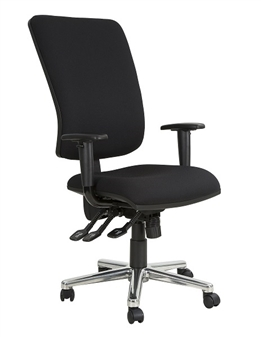 Fairway Bariatric Task Operator Chair