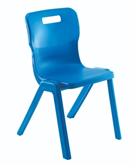 Titan Antibacterial Stacking Chair