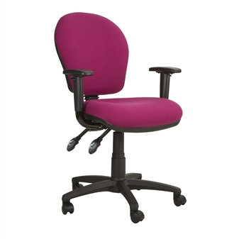 Ascot Medium Back Operator Chair