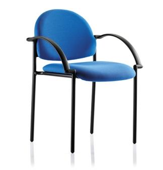 Denton Stacking Armchair
