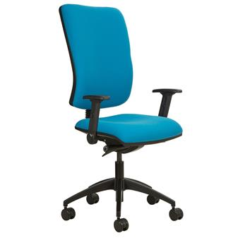 Fairway Task Chair With Height-Adjustable Arms