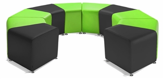SINUOUS Reception Seating