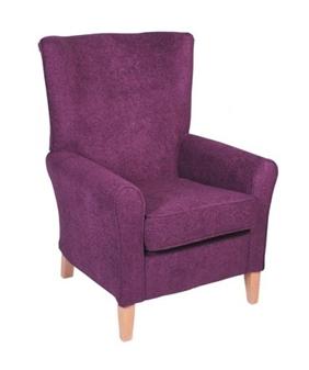 Ontario Queen Chair