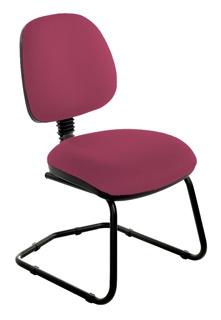 MIMPC Medium Back Cantilever Chair