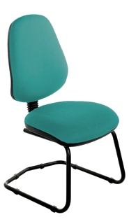 HIMPC High Back Cantilever Chair