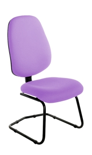 BIMPC Jumbo Cantilever Reception Chair