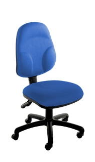 HIMPL Operator Chair With Kidney Lumbar Support