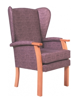 Bruges High Back Chair Full Spec