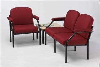 Redding Reception Seating
