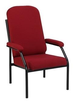 Redding High Back Armchair