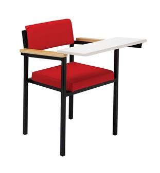 Heavy Duty Spritz Writing Tablet Chair