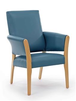 Worsborough Chair With Hygiene Gap