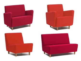 Candy Seater Sofa Range