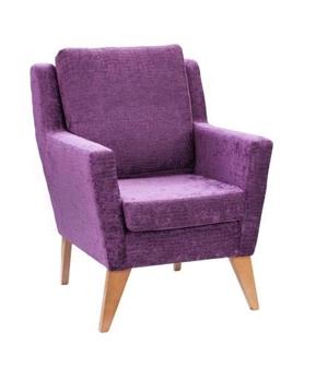 Mia Retro Lounge Chair