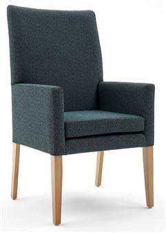 Kensington High Back Chair