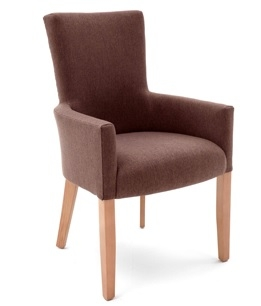 Canterbury High Back Tub Chair