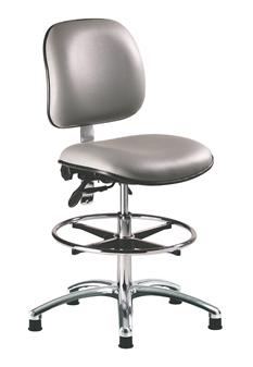 Medical Grade Gas-Lift High Chair