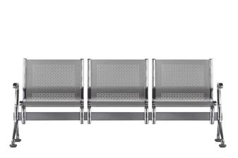 Voyage Aluminium Beam Seating - 3 Seater