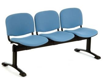 Ecton Beam Seating 3 seater Without Arms