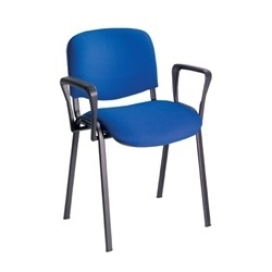 Ecton Stacking Chair With Arms