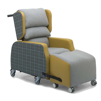 Porto Recliner With Optional Leg Block