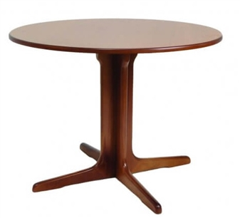 Jupiter Centre Pedestal Table