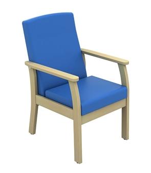 Marten Low Back NHS Patient Chair