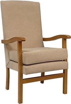 Jubilee Chair in Gracelands Beige Fabric
