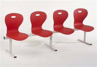 Landon Beam Seat - 4 Seats