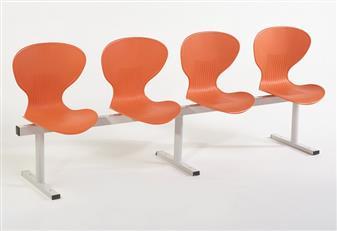 Fortis Beam Seat - 4-Seater