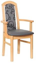 Virgo Arm Chair
