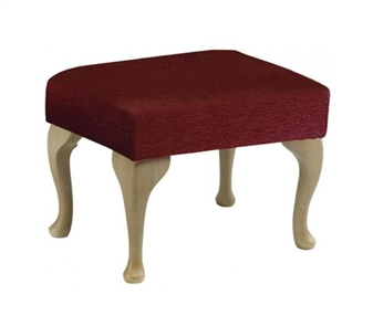 Queen Anne Leg Footstool