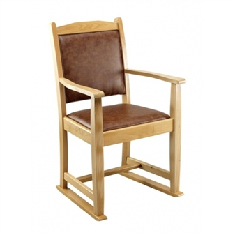 Seville Carver Chair Nursing Home Dining Furniture