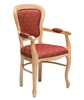 Lydia Dining Chair With Arms