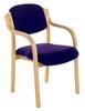 CASSIUS Beech Wooden Armchair