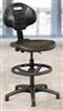 LAB-D Polyurethane Lab Draughtsman Chair