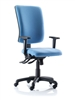 Fairway Operator Chair With Height-Adjustable Arms