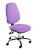 CBIMP Jumbo Operator Chair - Chrome Base