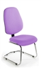 CBIMPC Jumbo Cantilever Chair - Chrome Base