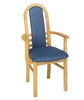 Eclipse Dining Chair With Arms