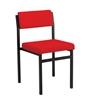 Heavy Duty Spritz Stacking Chair