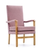 Deepdale Chair With Padded Arms